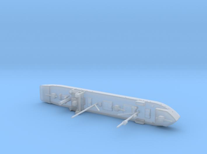 1/1200th scale Krasnaya Abkhasia (Elpidifor class) 3d printed