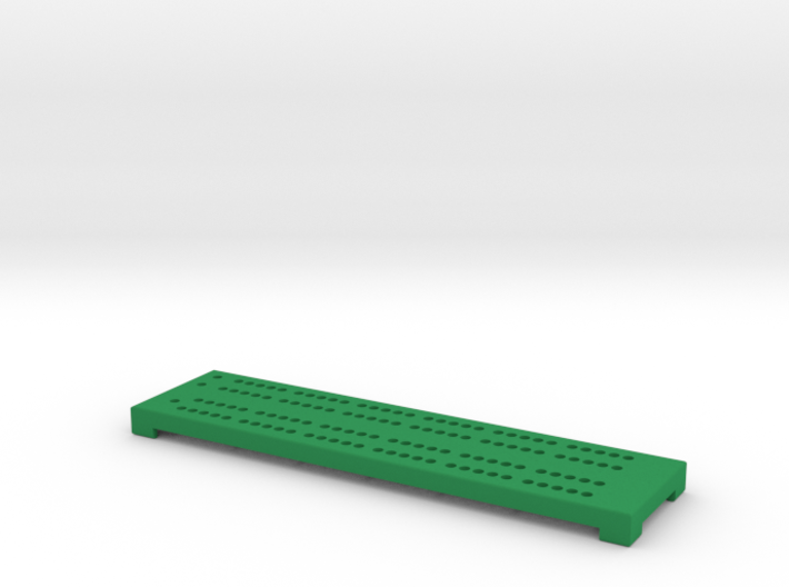 Cribbage Board - Really Small 3d printed