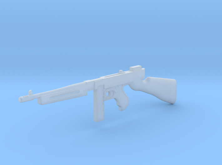 Thompson M1928 20rds (1:18 Scale) 3d printed