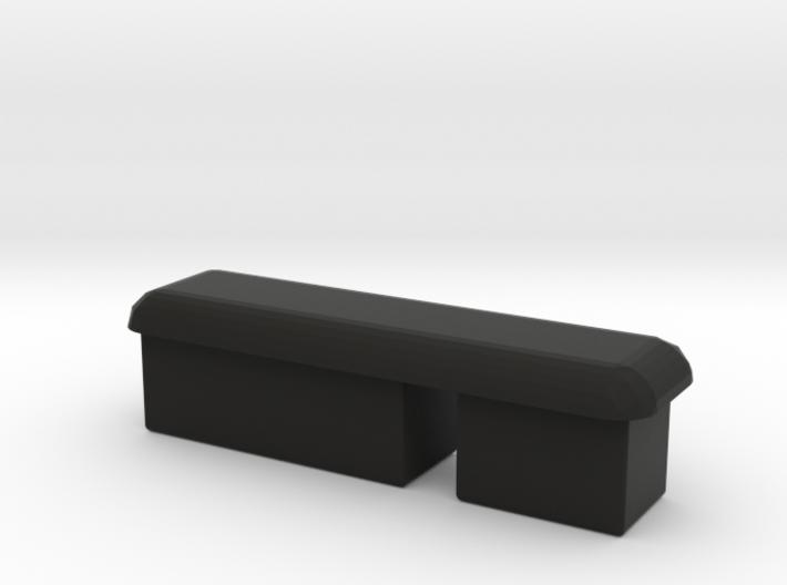 Plug cover for MuchMore Fleta V2 Euro 3d printed