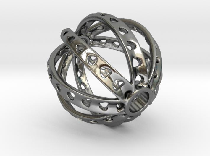 Ring X3 3d printed