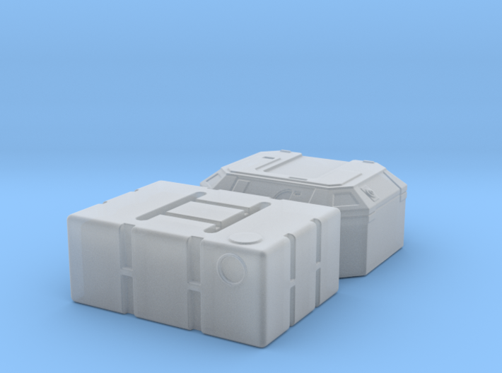1:48 SW Lg Containers 3d printed