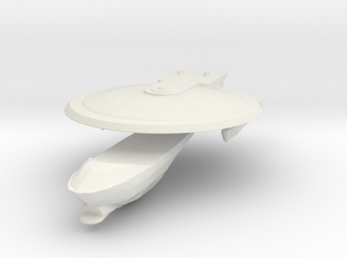 7000 Curry class 3d printed
