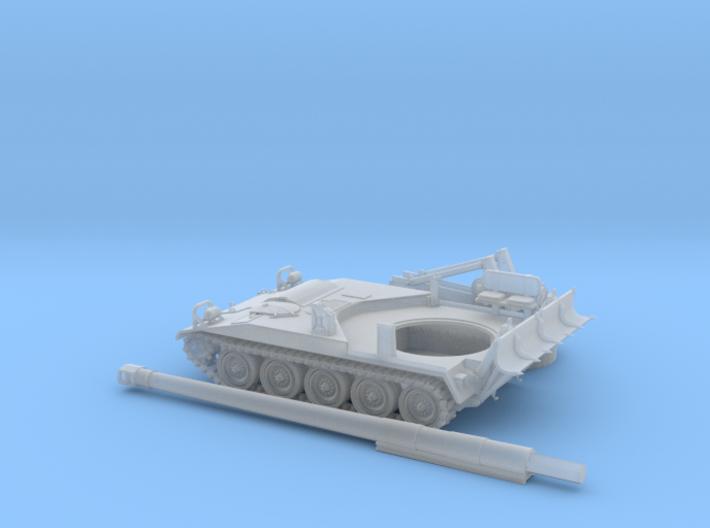 M-110A2-3pieces-100-proto-01 3d printed