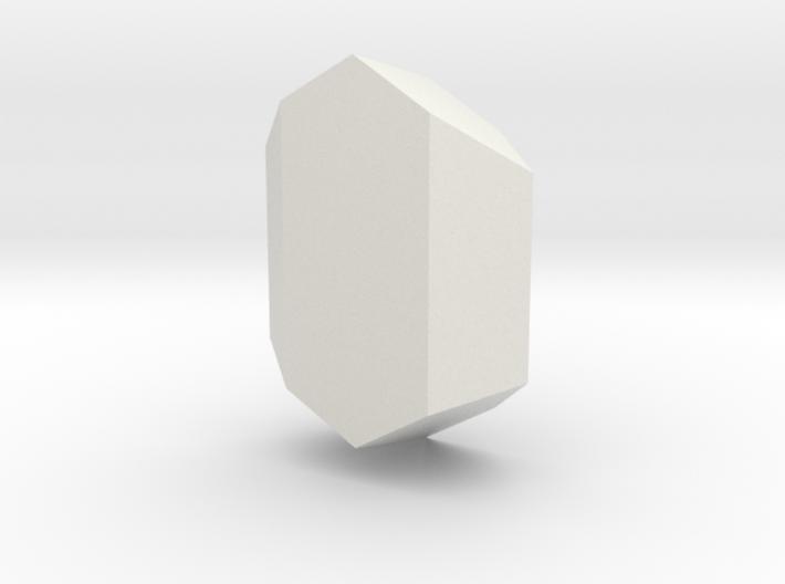 Spodumene, 25 mm 3d printed