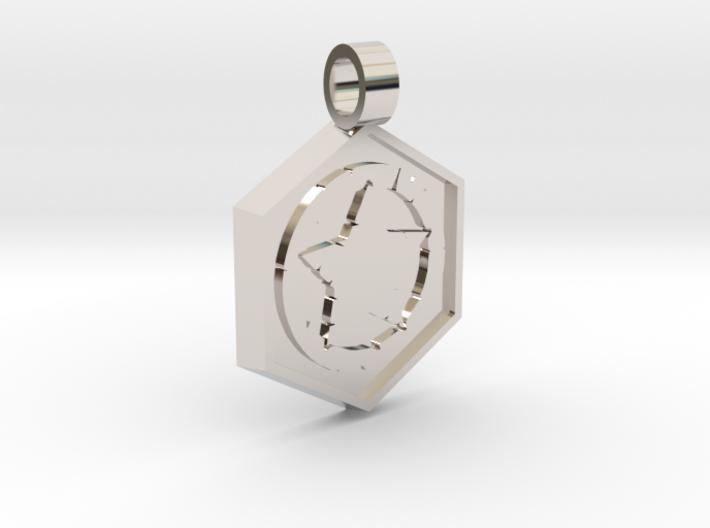 Star [pendant] 3d printed