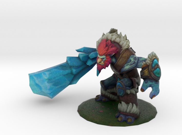 Classic Trundle 3d printed