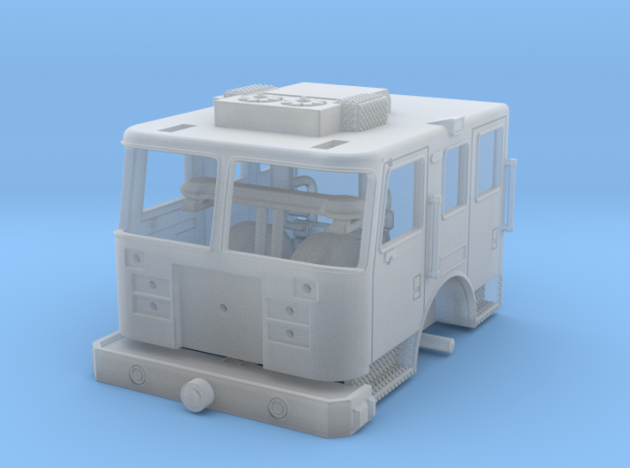 1/160 2012 KME Cab 3d printed