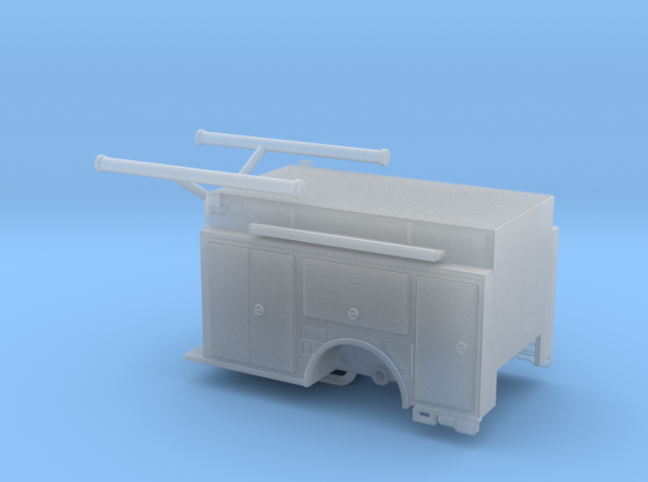 1/160 KME pumper body #2 3d printed