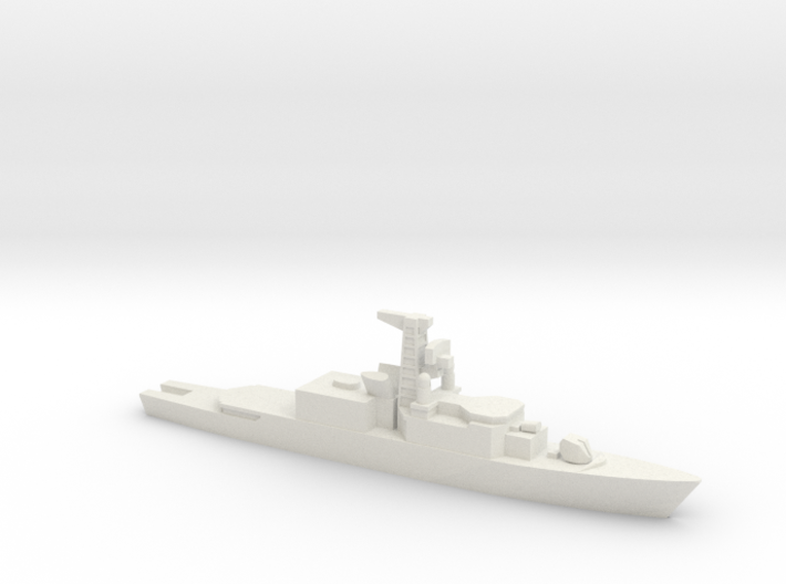 Iroquois-class destroyer (1972), 1/2400 3d printed
