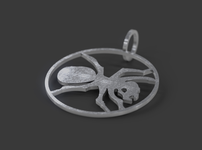 The Prodigy ant 3d printed