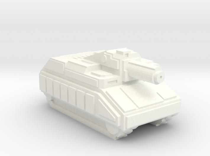Pugilist Infantry Support Tank 3d printed