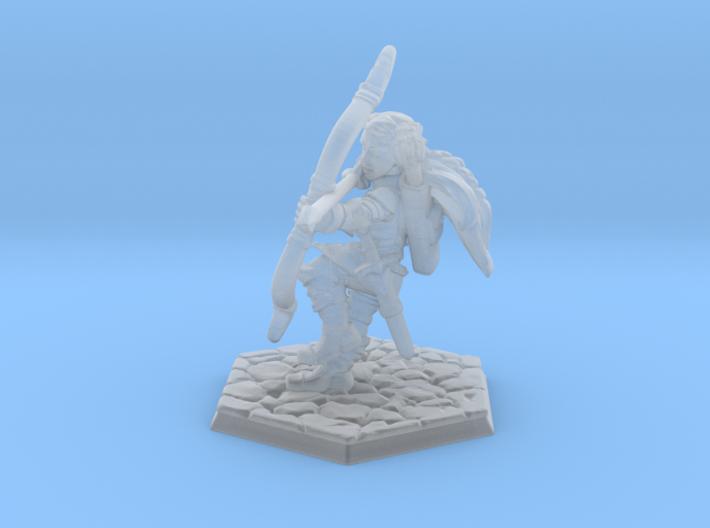 Ranger Gnome 3d printed