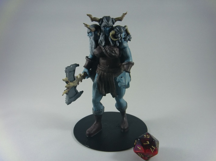 Frost Giant Everlasting One 3d printed