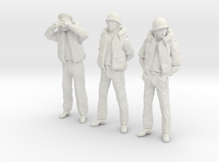 1/20 USN PT Crew Set06-05 3d printed