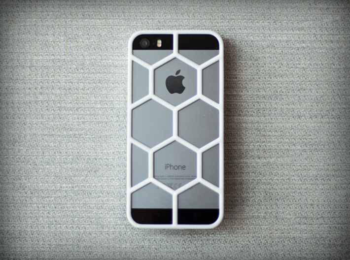 iPhone SE/5/5s DIY Case - Hexelion 3d printed