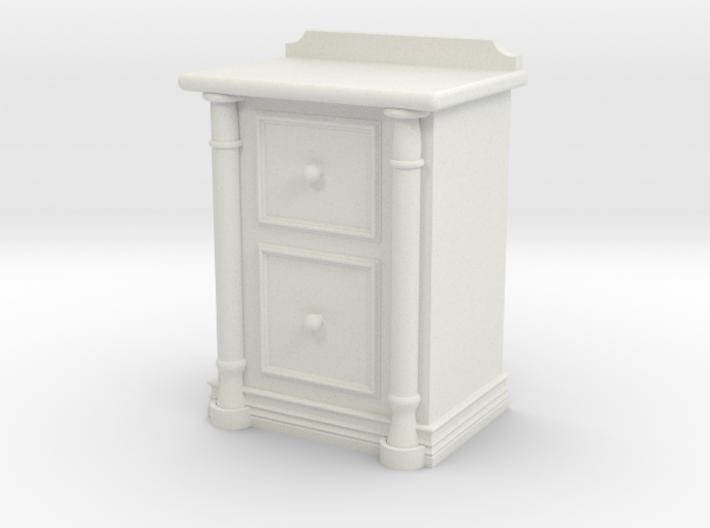 Bedside Cabinet 3d printed