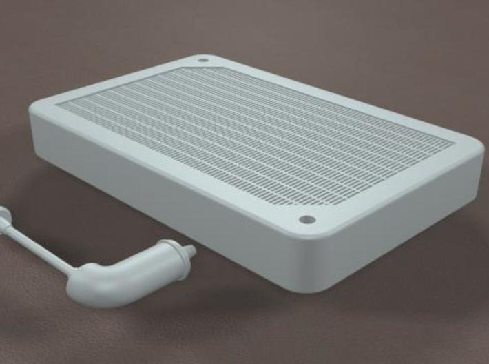 TDR 427 Roadster Radiator Kit 3d printed