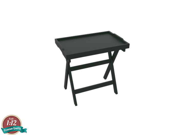 Miniature Maryud Serving Table - IKEA 3d printed Miniature Maryud Serving Table - IKEA