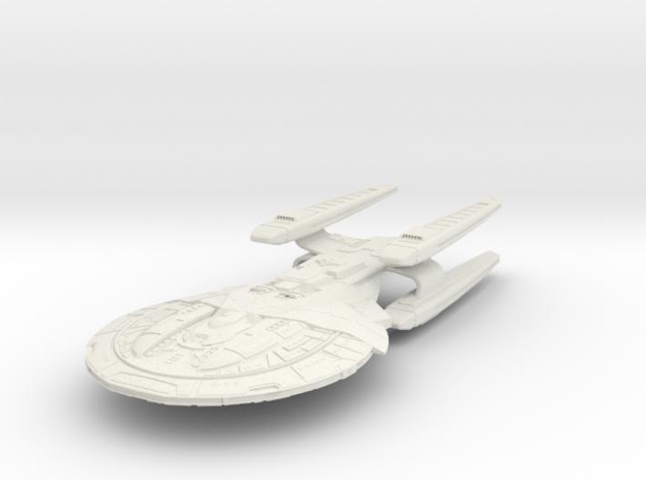Austin Class A BattleShip 3d printed