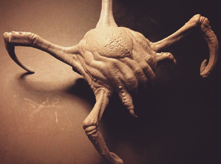 HALF-LIFE 2 POISON HEADCRAB COLLECTABLE 3d printed