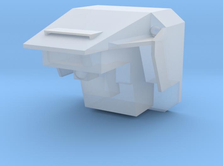 28mmTempest Blank Nose 3d printed