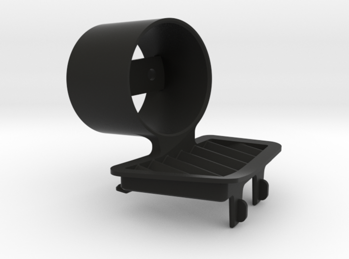 RHD E9X Gauge Pod 3d printed