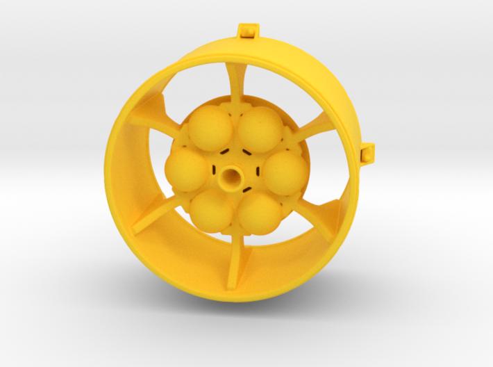 LISA Propulsion Module, 1/48 scale 3d printed
