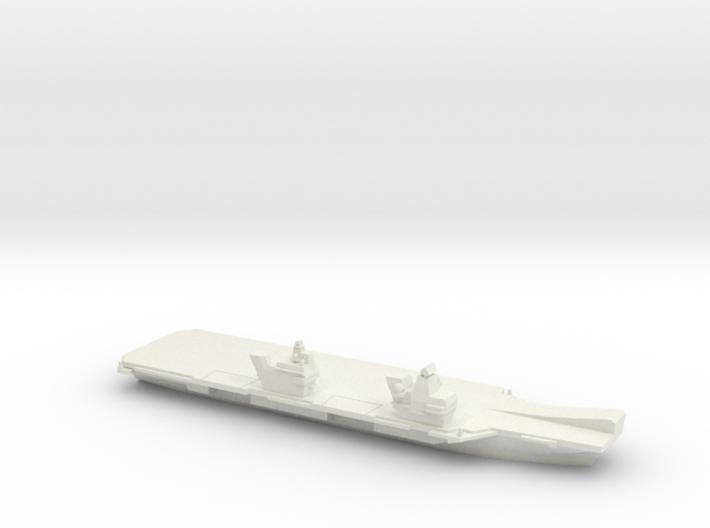 Queen Elizabeth-class aircraft carrier, 1/1200 3d printed