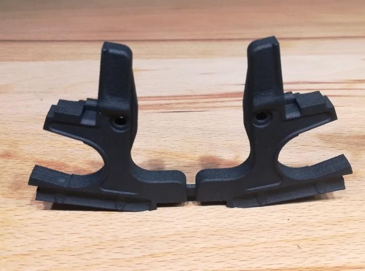 3DRC DEX410 FRONT BULKHEAD SET-001 3d printed