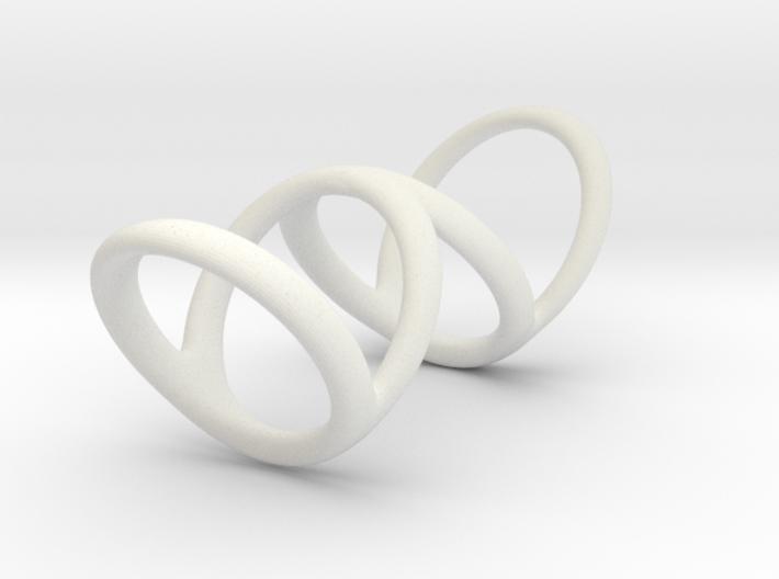 Ring for Bob L1 7-8 L2 1 3-8 D1 5 1-2 D2 6 D3 7_ 3d printed