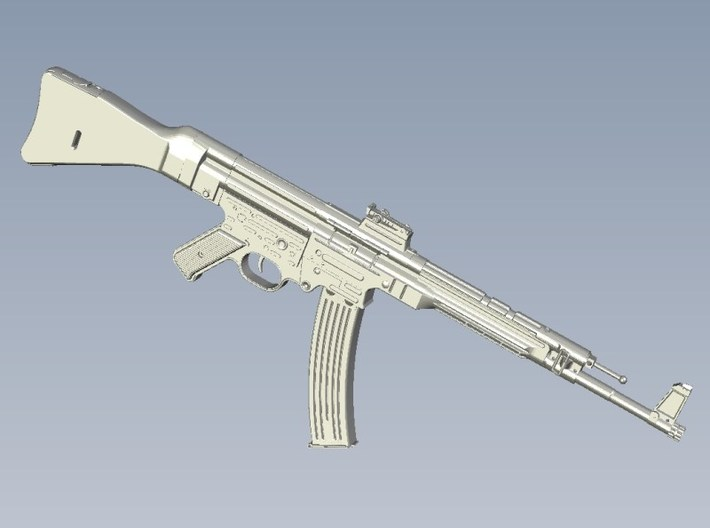 1/25 scale SturmGewehr StG-44 assault rifle x 1 3d printed