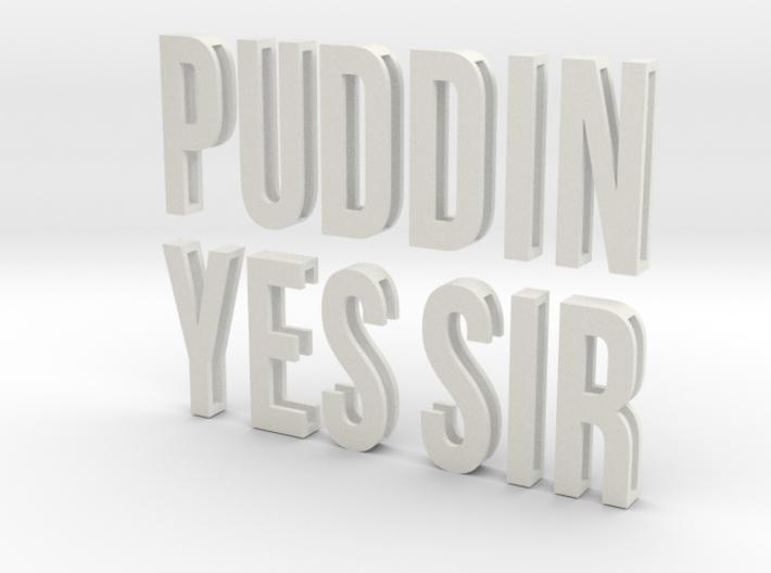 Sliding Letters - Complete SKWAD Harley Bundle 3d printed