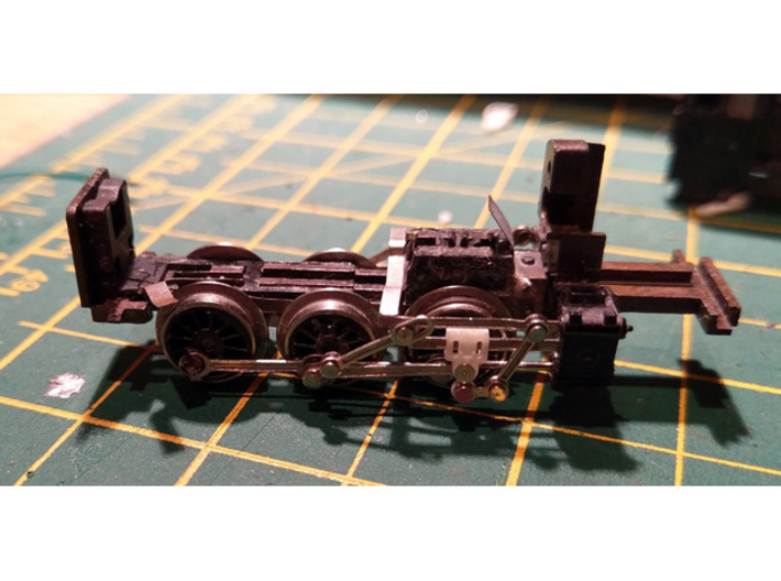 Replacment N Gauge Minitrix Crosshead x2 3d printed