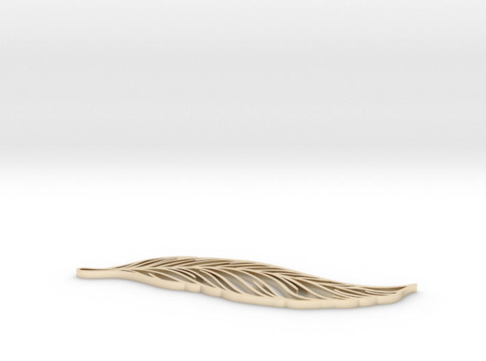 Feather_ultimate 3d printed
