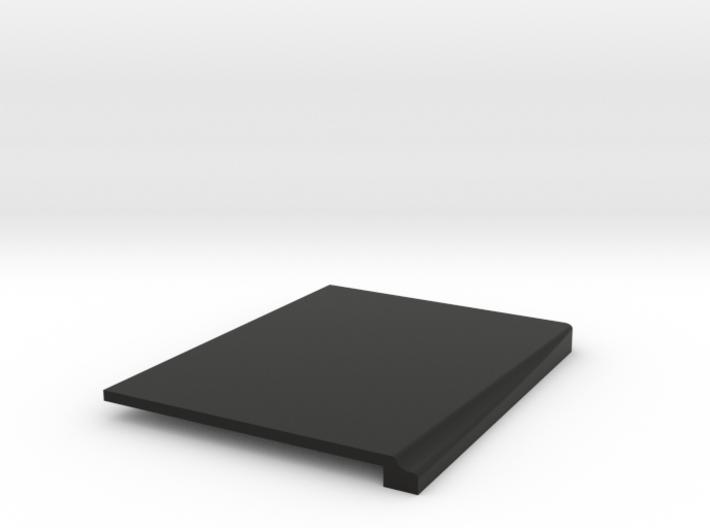 JK Right Seat Adapter - Flat 3d printed