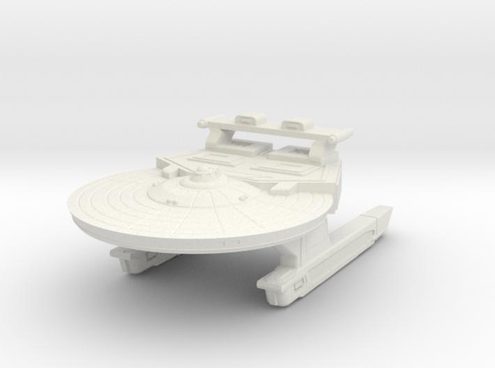 Light Battle Cruiser 3d printed