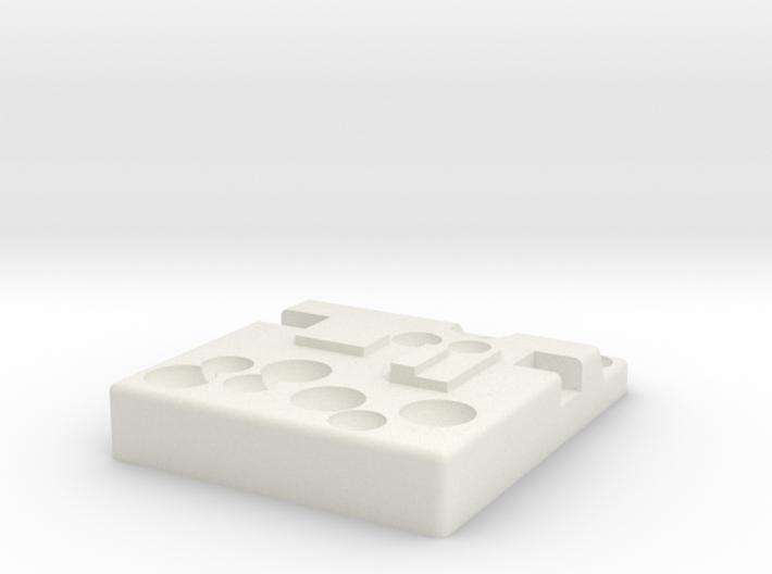 AT-AT Domino v2 3d printed