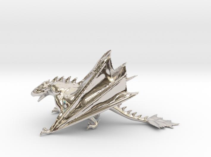 Dragon Model 3d printed