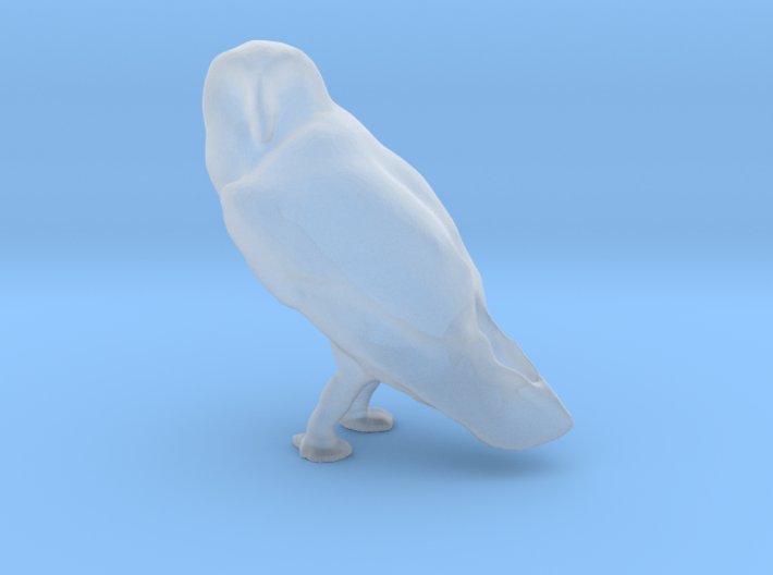 Printle Thing Owl - 1/43.5 3d printed