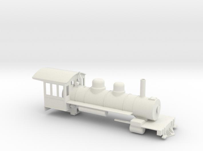 BM7-005 SR&RL Number 23 Loco 3d printed