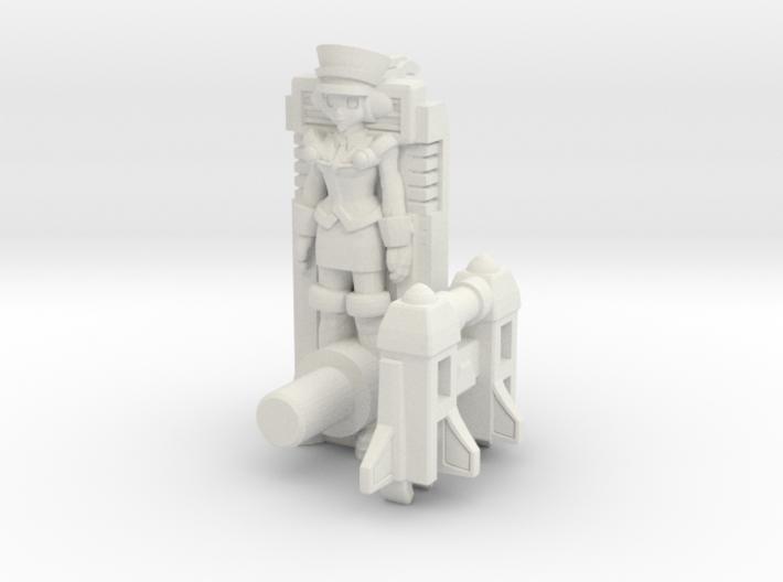 T-Ai Transforming Targetmaster Kit (5mm) 3d printed