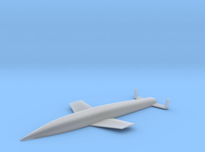 (1:350) Sanger Silbervogel (Amerika Bomber) 3d printed