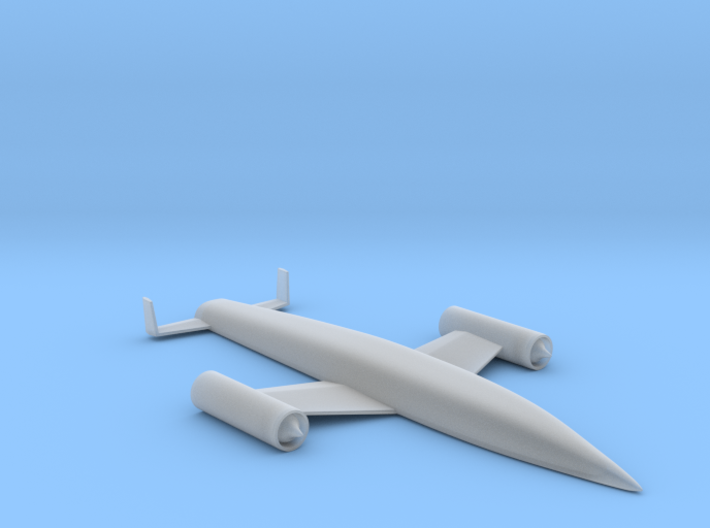 (1:350) Keldysh bomber  3d printed