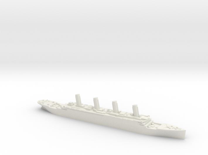 Titanic 1:1800 3d printed
