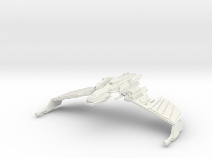 Klingon N''Thak Class BattleCruiser 3d printed