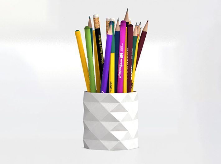 Pencil Holder 3d printed