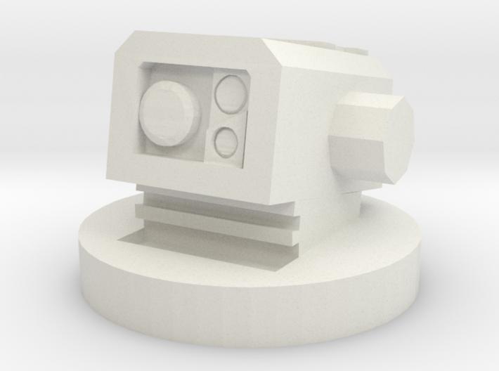 MK1 Shrike turret center controller module 3d printed