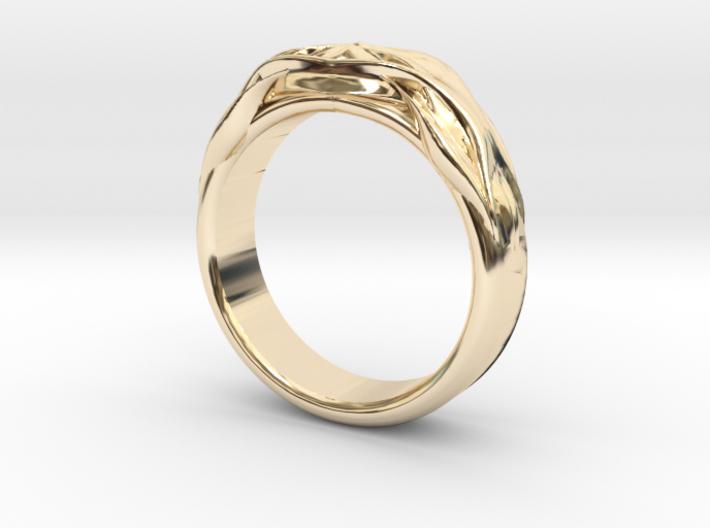 DESIGNER RING 5 3d printed