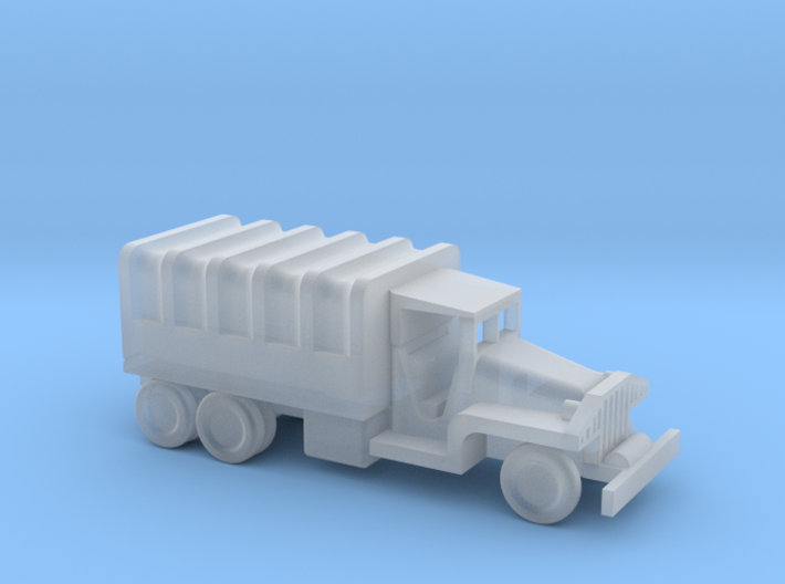 1/160 Scale CCKW Truck Covered 3d printed